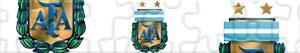 Puzzle di Campionato di Argentina di Calcio - Primera División AFA