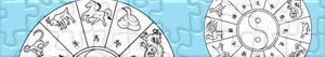 Puzzle di Oroscopo cinese