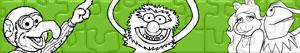 Puzzle di Muppets