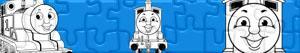 Puzzle di Il trenino Thomas
