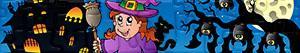 Puzzle di Festa di Halloween
