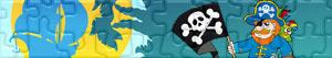 Puzzle di Avventura dei Pirati
