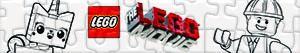Puzzle di Lego il Film
