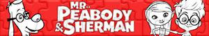 Puzzle di Mr. Peabody e Sherman