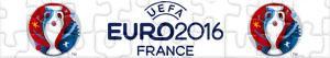 Puzzle di UEFA EURO 2016 Francia