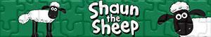 Puzzle di Shaun - Vita da pecora