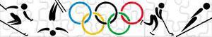 Puzzle di Giochi olimpici invernali