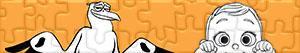 Puzzle di Cicogne in missione