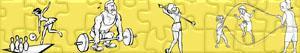 Puzzle di Altri sport e giochi
