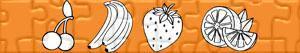 Puzzle di Frutte